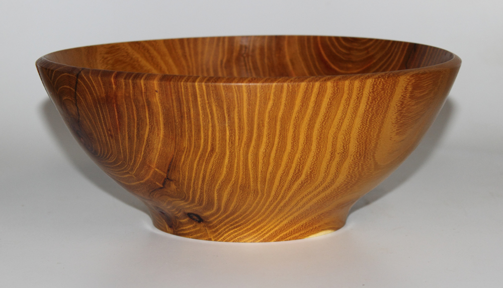 Osage Orange bowl